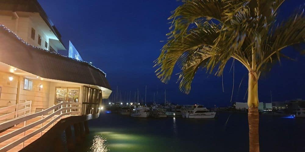the pier restaurant in townsville australia