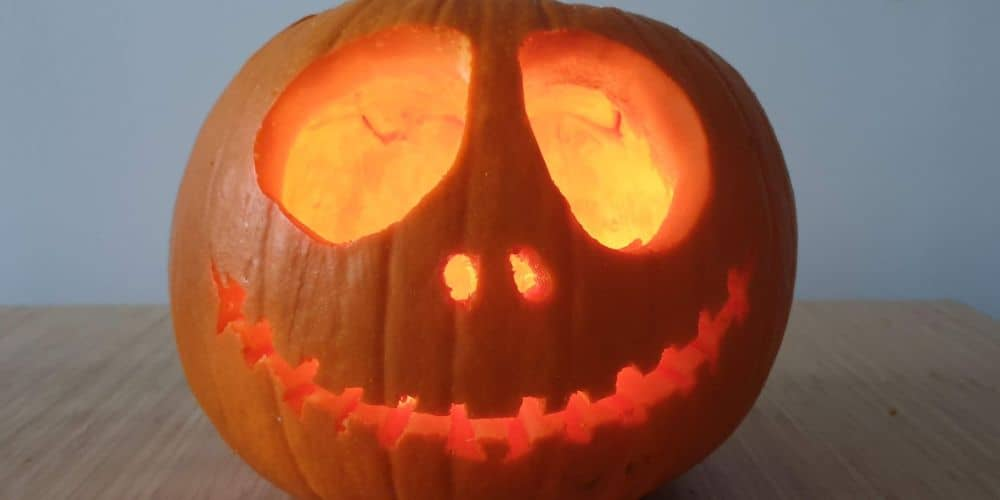 jack-o-lantern halloween 2020