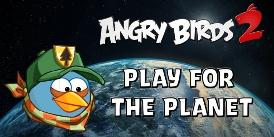 Even mobile games join the fight to help save the planet