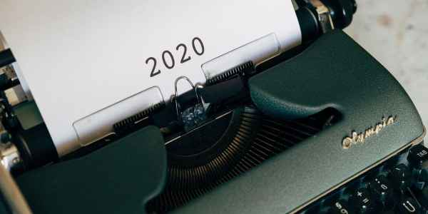 2020: The Year I Decided to Start My Blog