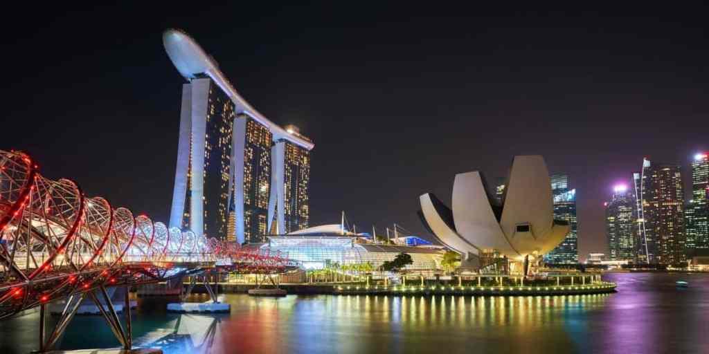 Singapore, a Modern City Where East Meets West