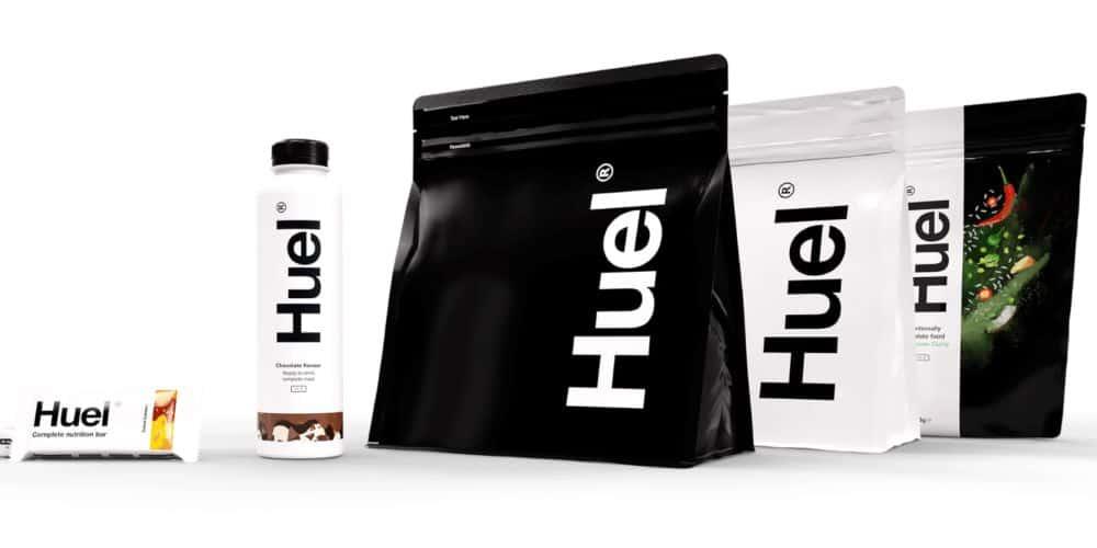 huel product range