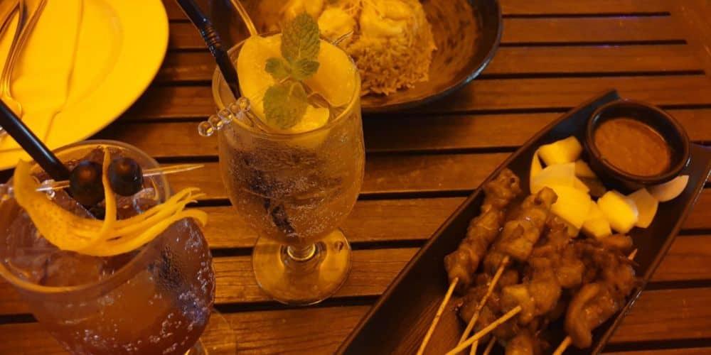 singapore food at clarke quay