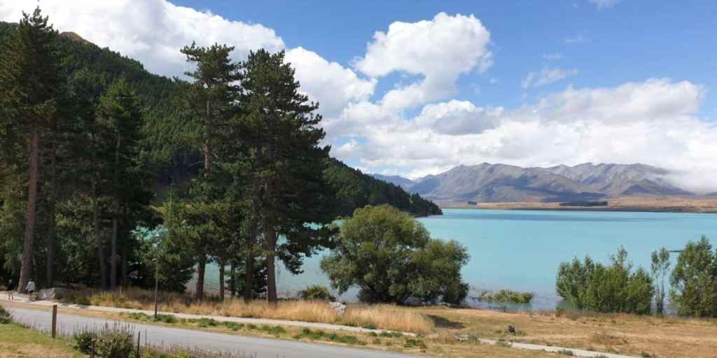 [Part 1/4] New Zealand, On the Road From Christchurch to Te Anau