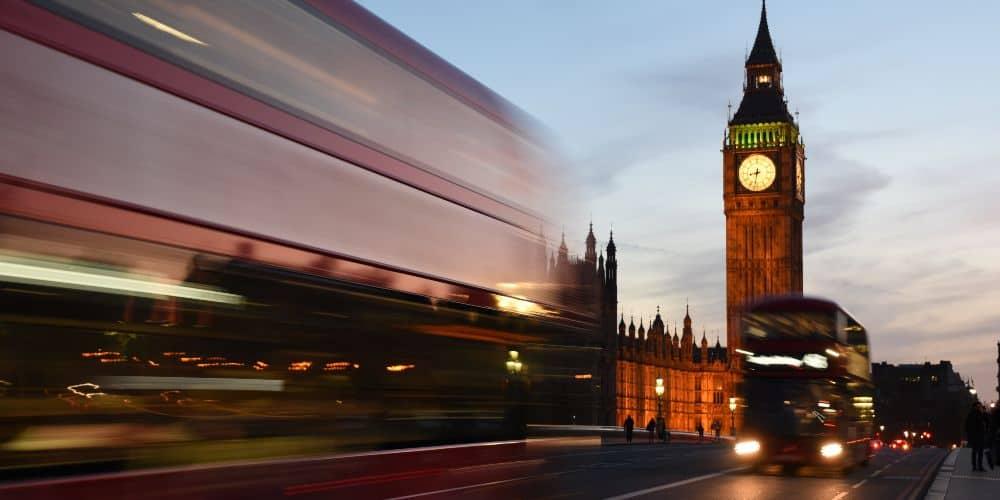 Time is precious - London